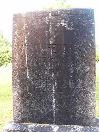 HENDRICKS, NATHAN - Columbia County, Arkansas | NATHAN HENDRICKS - Arkansas Gravestone Photos