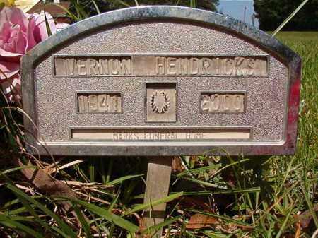 HENDRICKS, VERNON - Columbia County, Arkansas | VERNON HENDRICKS - Arkansas Gravestone Photos