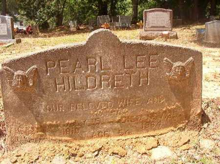HILDRETH, PEARL LEE - Columbia County, Arkansas | PEARL LEE HILDRETH - Arkansas Gravestone Photos
