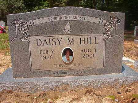 HILL, DAISY M - Columbia County, Arkansas | DAISY M HILL - Arkansas Gravestone Photos