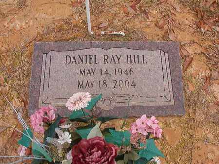 HILL, DANIEL RAY - Columbia County, Arkansas | DANIEL RAY HILL - Arkansas Gravestone Photos