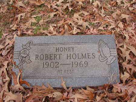 "HOLMES, ROBERT ""HONEY"" - Columbia County, Arkansas 