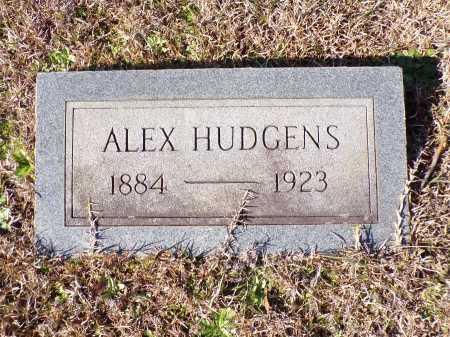 HUDGENS, ALEX - Columbia County, Arkansas | ALEX HUDGENS - Arkansas Gravestone Photos