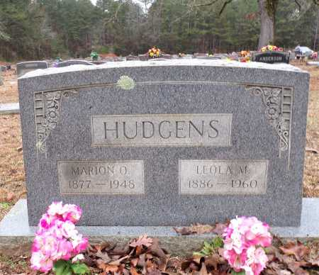 HUDGENS, LEOLA - Columbia County, Arkansas | LEOLA HUDGENS - Arkansas Gravestone Photos