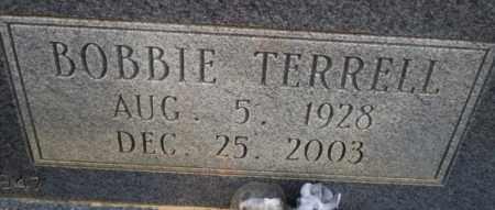 TERRELL HUDMAN, BOBBIE - Columbia County, Arkansas | BOBBIE TERRELL HUDMAN - Arkansas Gravestone Photos