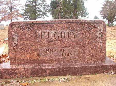 HUGHEY, ANNA BELLE - Columbia County, Arkansas | ANNA BELLE HUGHEY - Arkansas Gravestone Photos