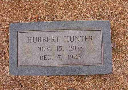 HUNTER, HURBERT - Columbia County, Arkansas | HURBERT HUNTER - Arkansas Gravestone Photos