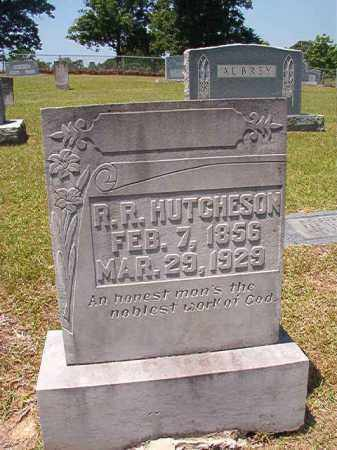 HUTCHESON, R R - Columbia County, Arkansas | R R HUTCHESON - Arkansas Gravestone Photos