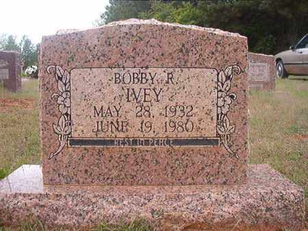 IVEY, BOBBY R - Columbia County, Arkansas | BOBBY R IVEY - Arkansas Gravestone Photos