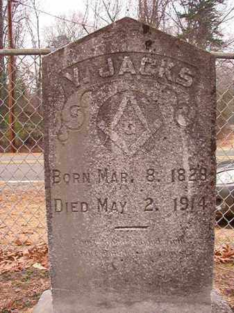 JACKS, Y - Columbia County, Arkansas | Y JACKS - Arkansas Gravestone Photos