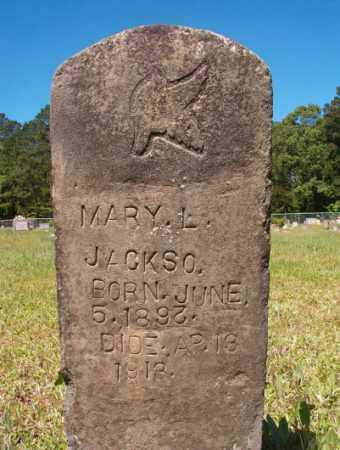 JACKSO, MARY L - Columbia County, Arkansas | MARY L JACKSO - Arkansas Gravestone Photos