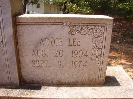 JACKSON, ADDIE LEE - Columbia County, Arkansas | ADDIE LEE JACKSON - Arkansas Gravestone Photos