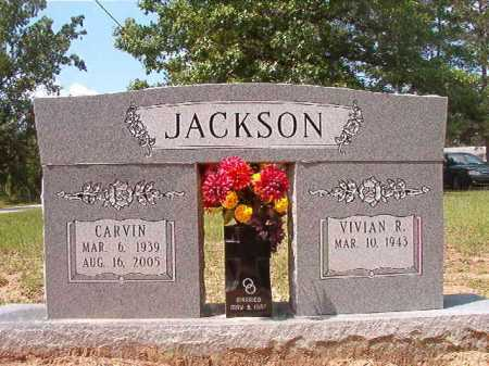 JACKSON, CARVIN - Columbia County, Arkansas | CARVIN JACKSON - Arkansas Gravestone Photos