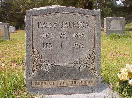 JACKSON, DAISY - Columbia County, Arkansas | DAISY JACKSON - Arkansas Gravestone Photos