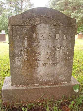 JACKSON, MARY - Columbia County, Arkansas | MARY JACKSON - Arkansas Gravestone Photos