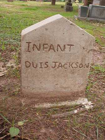 JACKSON, DUIS - Columbia County, Arkansas | DUIS JACKSON - Arkansas Gravestone Photos