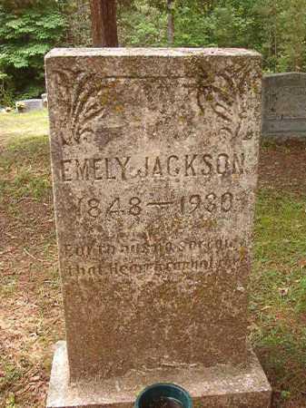 JACKSON, EMELY - Columbia County, Arkansas | EMELY JACKSON - Arkansas Gravestone Photos