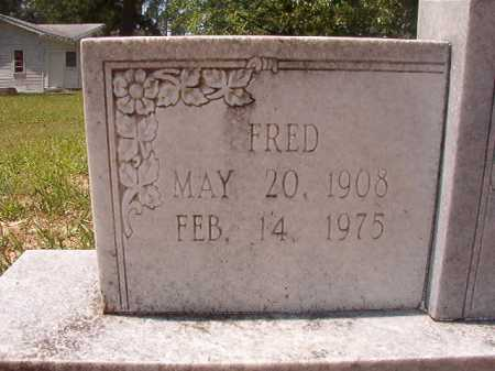 JACKSON, FRED - Columbia County, Arkansas | FRED JACKSON - Arkansas Gravestone Photos