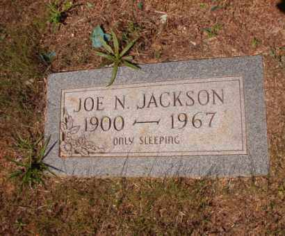 JACKSON, JOE N - Columbia County, Arkansas | JOE N JACKSON - Arkansas Gravestone Photos