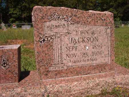 JACKSON, JOHN J - Columbia County, Arkansas | JOHN J JACKSON - Arkansas Gravestone Photos