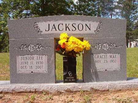 JACKSON, JUNIOR LEE - Columbia County, Arkansas | JUNIOR LEE JACKSON - Arkansas Gravestone Photos