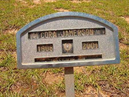 JAMERSON, CORA - Columbia County, Arkansas | CORA JAMERSON - Arkansas Gravestone Photos