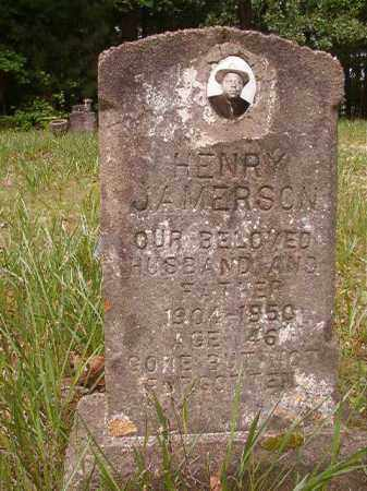 JAMERSON, HENRY - Columbia County, Arkansas | HENRY JAMERSON - Arkansas Gravestone Photos
