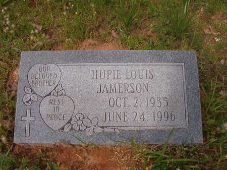 JAMERSON, HUPIE LOUIS - Columbia County, Arkansas | HUPIE LOUIS JAMERSON - Arkansas Gravestone Photos