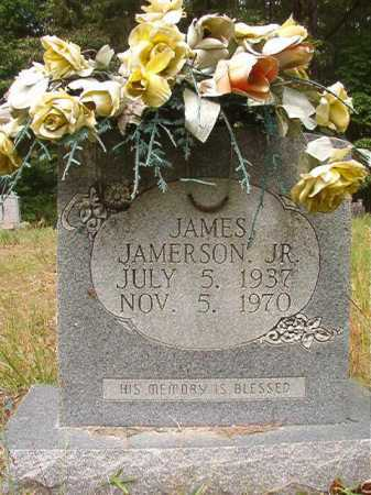JAMERSON, JR, JAMES - Columbia County, Arkansas | JAMES JAMERSON, JR - Arkansas Gravestone Photos