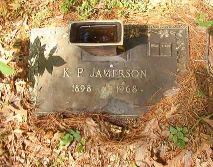 JAMERSON, K P - Columbia County, Arkansas | K P JAMERSON - Arkansas Gravestone Photos