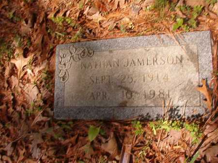 JAMERSON, NATHAN - Columbia County, Arkansas | NATHAN JAMERSON - Arkansas Gravestone Photos