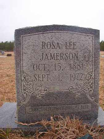 JAMERSON, ROSA LEE - Columbia County, Arkansas | ROSA LEE JAMERSON - Arkansas Gravestone Photos