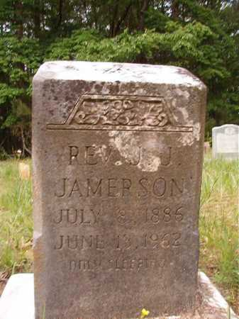 JAMERSON, REV, J J - Columbia County, Arkansas | J J JAMERSON, REV - Arkansas Gravestone Photos