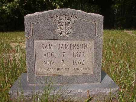 JAMERSON, SAM - Columbia County, Arkansas | SAM JAMERSON - Arkansas Gravestone Photos