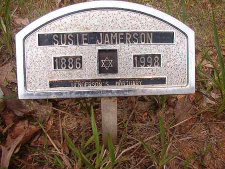 JAMERSON, SUSIE - Columbia County, Arkansas | SUSIE JAMERSON - Arkansas Gravestone Photos