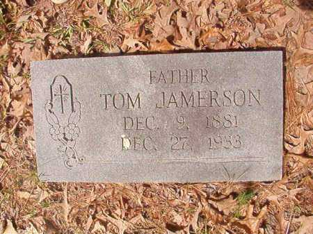 JAMERSON, TOM - Columbia County, Arkansas | TOM JAMERSON - Arkansas Gravestone Photos
