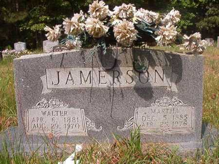 JAMERSON, MARTHA - Columbia County, Arkansas | MARTHA JAMERSON - Arkansas Gravestone Photos