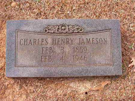 JAMESON, CHARLES HENRY - Columbia County, Arkansas | CHARLES HENRY JAMESON - Arkansas Gravestone Photos