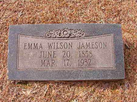 WILSON JAMESON, EMMA - Columbia County, Arkansas | EMMA WILSON JAMESON - Arkansas Gravestone Photos
