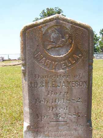 JAMESON, MARY ELLA - Columbia County, Arkansas | MARY ELLA JAMESON - Arkansas Gravestone Photos