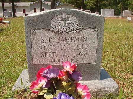 JAMESON, S P - Columbia County, Arkansas | S P JAMESON - Arkansas Gravestone Photos