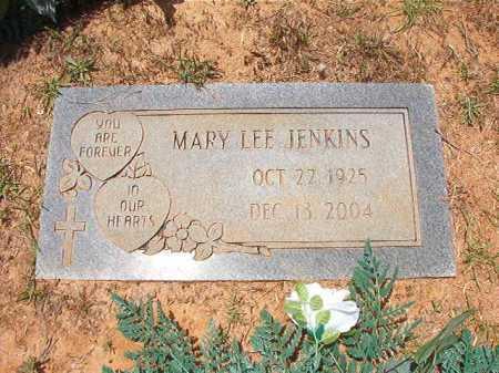 JENKINS, MARY LEE - Columbia County, Arkansas | MARY LEE JENKINS - Arkansas Gravestone Photos