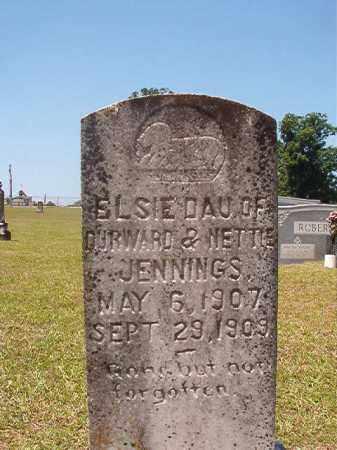 JENNINGS, ELSIE - Columbia County, Arkansas | ELSIE JENNINGS - Arkansas Gravestone Photos