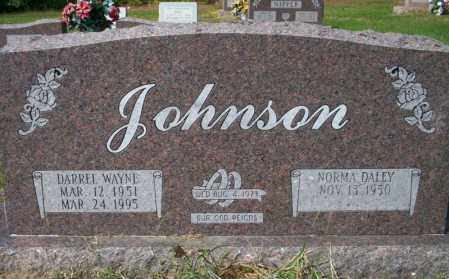 JOHNSON, DARREL WAYNE - Columbia County, Arkansas | DARREL WAYNE JOHNSON - Arkansas Gravestone Photos