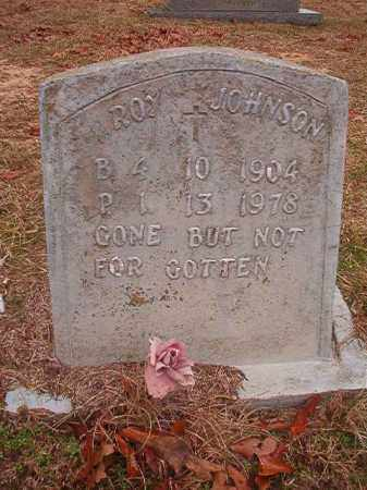 JOHNSON, ROY - Columbia County, Arkansas | ROY JOHNSON - Arkansas Gravestone Photos