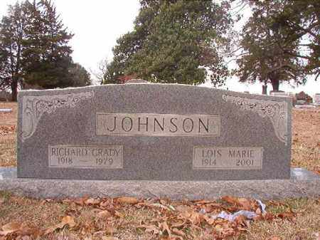 JOHNSON, LOIS MARIE - Columbia County, Arkansas | LOIS MARIE JOHNSON - Arkansas Gravestone Photos