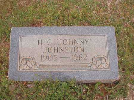 "JOHNSTON, H C ""JOHNNY"" - Columbia County, Arkansas 