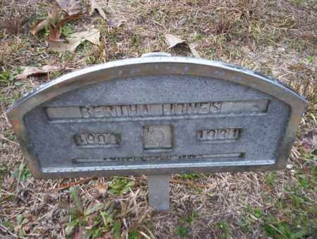 JONES, BERTHA - Columbia County, Arkansas | BERTHA JONES - Arkansas Gravestone Photos