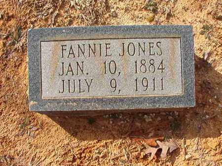 JONES, FANNIE - Columbia County, Arkansas | FANNIE JONES - Arkansas Gravestone Photos