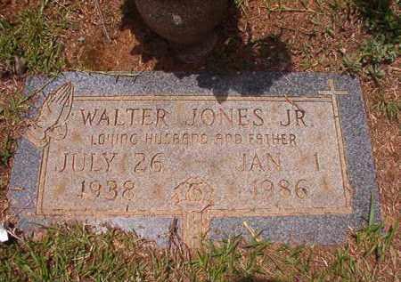 JONES, JR, WALTER - Columbia County, Arkansas | WALTER JONES, JR - Arkansas Gravestone Photos